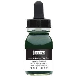 Liquitex Acrylic Ink - Sap Green Permanent