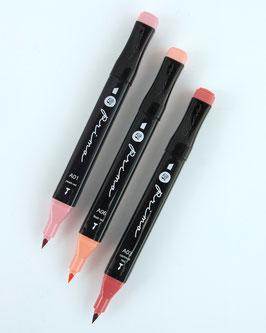 Prima Palette Marker Set: Dolled Up