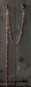 Prima Memory Hardware Cote d'Azur Anitque Rope Chain: Antique Copper