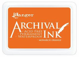 Archival Ink - Monarch Orange