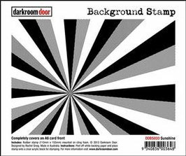 Darkroom Door Background Stamp: Sunshine