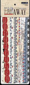 Teresa Collins Far & Away Border Strips