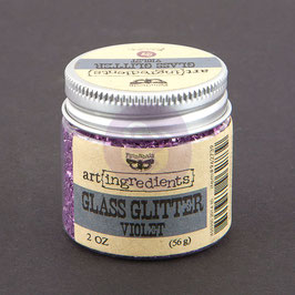 Finnabair Art Ingredients Glass Glitter - Violet