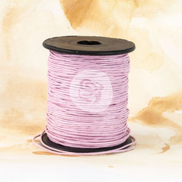 Prima Waxed Cord - Bubble Gum