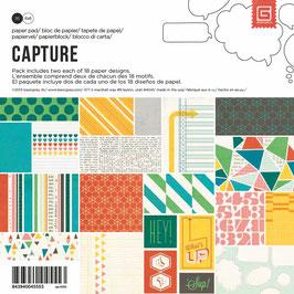 BasicGrey Capture 6x6 Paper Pad