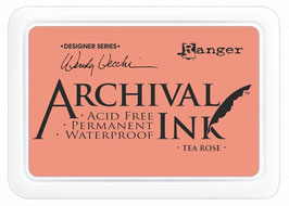 Wendy Vecchi Archival Ink : Tea Rose