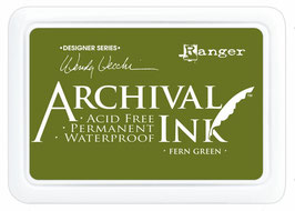 Wendy Vecchi Archival Ink: Fern Green