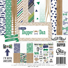 Glitz Design Dapper Dan: Collection Pack