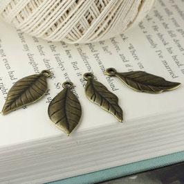 Prima Vintage Trinkets - Leaves