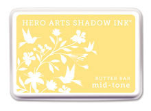 Hero Arts Butter Bar Mid Tone Shadow Ink Pad