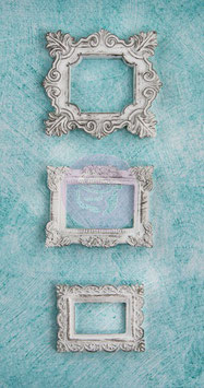 Shabby Chic Treasures Square Frames Frames