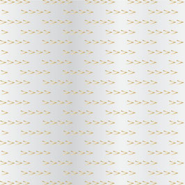 Teresa Collins Signature Essentials Clear Paper:  Arrows Gold