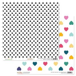 Glitz Design Wild & Free: Hearts