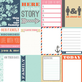 Teresa Collins Family Stories: Notecards