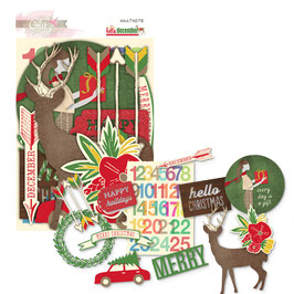 Glitz Design Hello December Whatnots