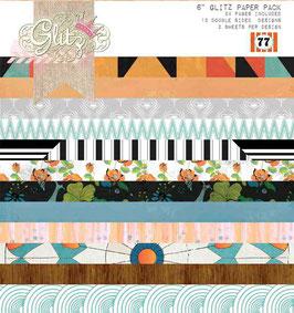 Glitz Design 77 6x6 Paper Pad