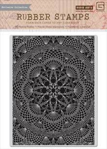 Hero Arts/BasicGrey Doily Pattern
