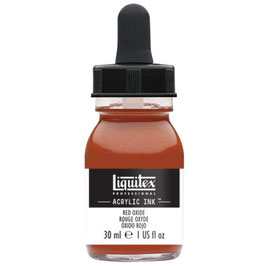 Liquitex Acrylic Ink - Red Oxide