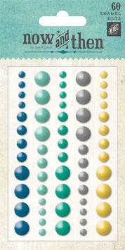 MME Inspired Enamel Dots