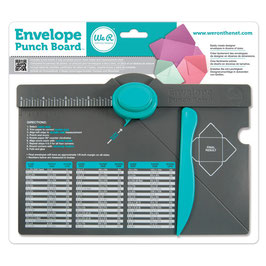 WRMK Envelope Punch Board