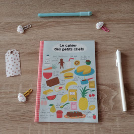 Cahier petit chef A5