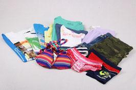 Микспакет одежда / сток