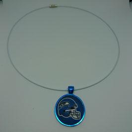 Kette mit Sea Hawks Anhänger ohne Perlen