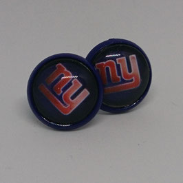 Ohrstecker New York Giants