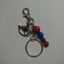 Schlüssel- anhänger New England Patriots