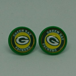 Ohrstecker Green Bay Packers