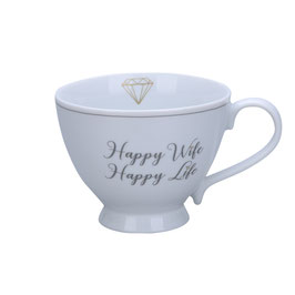 HAPPY CHIC CUP HAPPY WIFE. HAPPY LIFE NR. HCC541