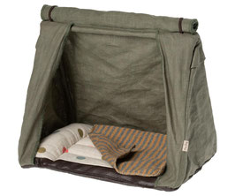 Maileg HAPPY CAMPER TENT, MOUSE 11-0403-00