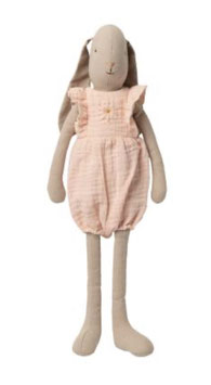 Maileg Hase Schlappohr Bunny size 3. Jumpsuit rosa