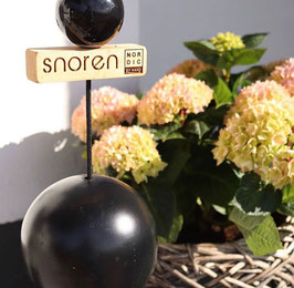 Iron ball Black Snoren vers. Größen Nordic by hand