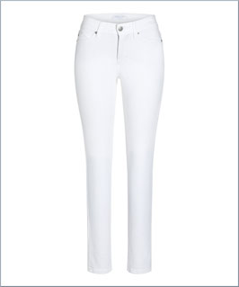 CAMBIO Parla white Denim