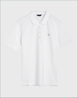 GANT Original Piqué Shirt white