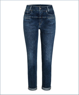 CAMBIO Pearlie blue Denim organic cotton