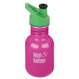Kinderflasche aus Edelstahl