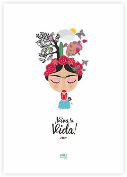 Frida by Erika Castilla