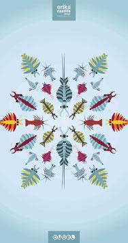 Toalla Trilobitas