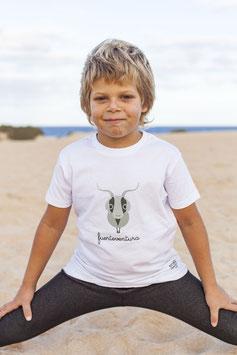 Camiseta Cabrita Gris
