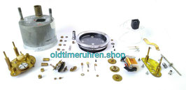 Uhrwerk Revision Reparatur Ferrari 250GTE elektromechanisch Veglia Borletti