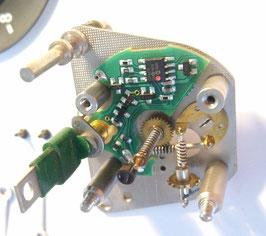 Umrüstung auf optisch gesteuertes Uhrwerk --> nahezu verschleißfrei