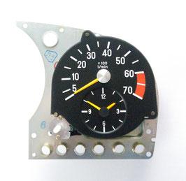 Uhrwerk Revision Reparatur Mercedes SL R107 C107 W107 Quarz Uhr mit DZM VDO
