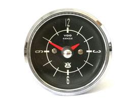 überholte BMW Glas V8 - VDO Zeit Uhr - Uhrwerk überholt 2600 3000 Rarität