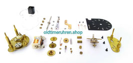 Uhrwerk Revision Reparatur Ferrari 330GTE elektromechanisch Veglia
