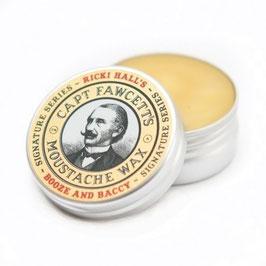 Ricki Hall´s Booze & Baccy Moustache Wax