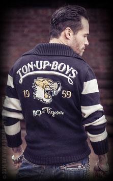 Rumble59 - Racing Sweater - Ton Up Boys