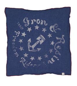 Iron & Resin Bandana Piston Flag