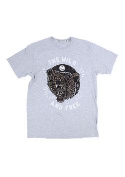 Iron & Resin T-Shirt wild and free